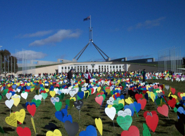 hearts & parliament house