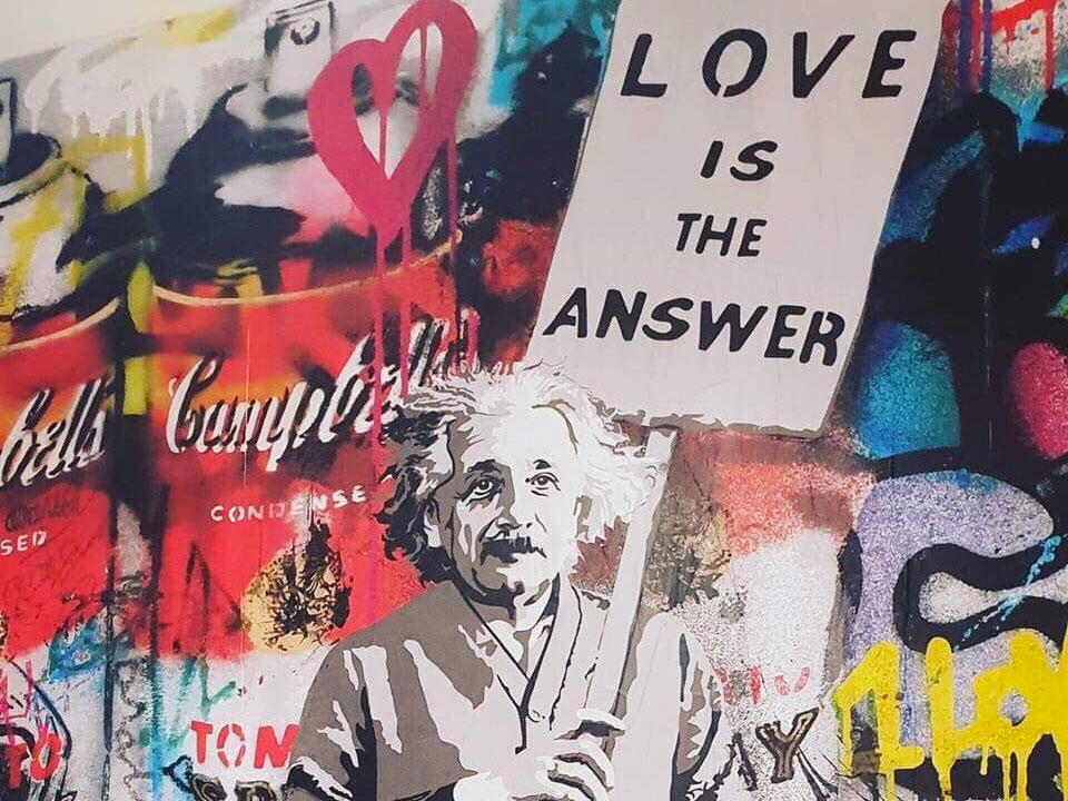 love is the answer home page